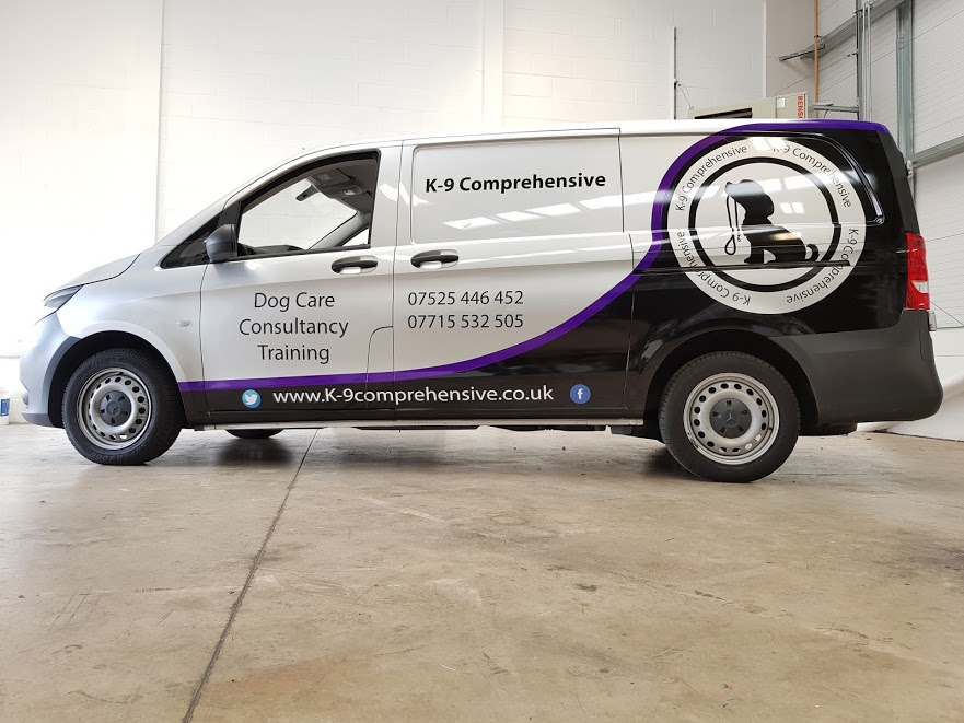 vehicle-graphics-newcastle-upon-tyne-k9